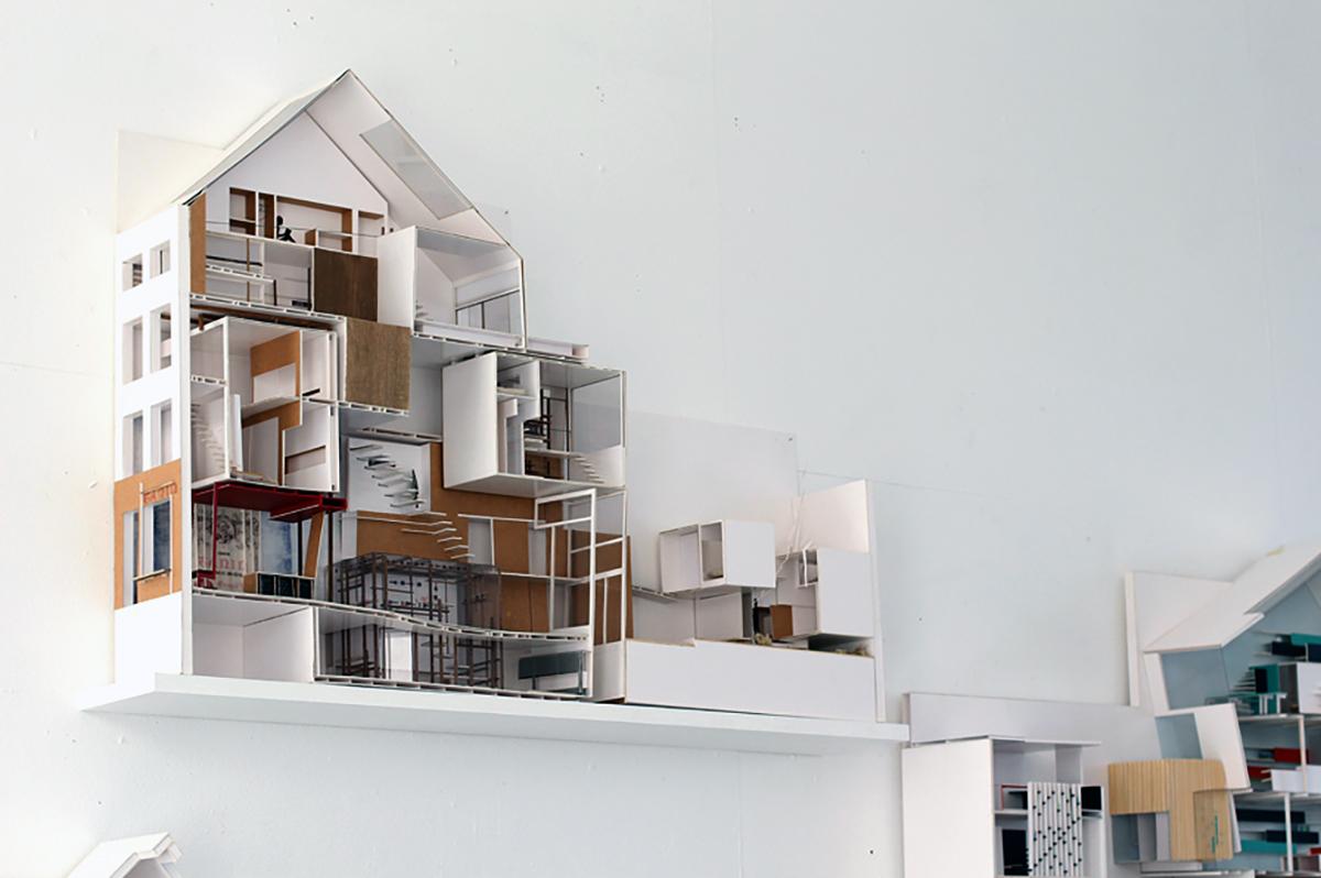 Option architecture d\'intérieure de l\'Ecole Supérieure des Arts ...