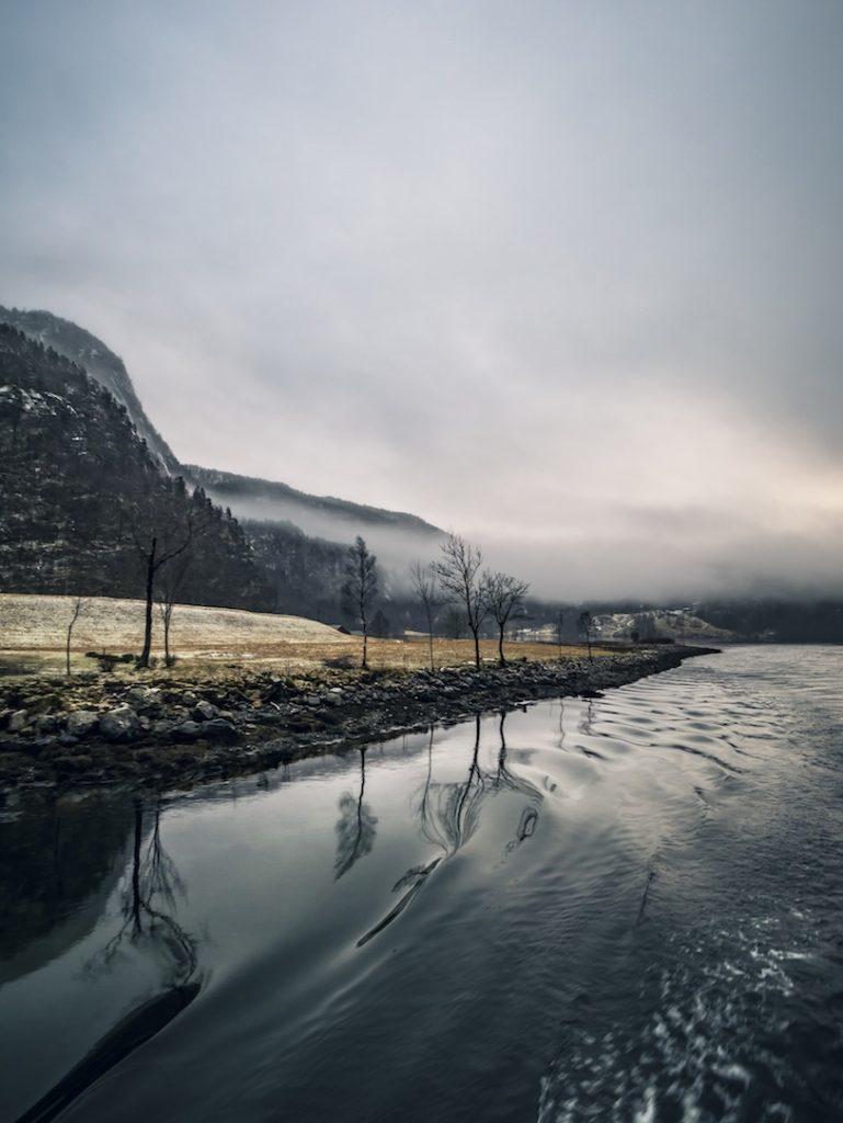 Option Photo/Vidéo - Nicolas Lelubre - ESA Saint-Luc Tournai - Le fil de l'eau Norvège