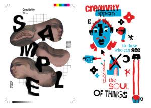 Graphic Design Saint-Luc Pub