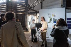 Visite de l'écomusée de l'Avesnois- Stylisme d'objet