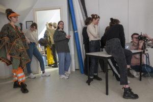 Workshop Bac 1 en collaboration avec Mode